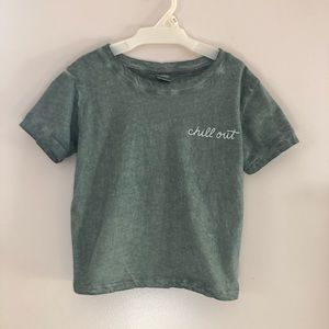 Zumiez Crop Top